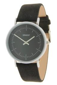 """Ernest horloge """"Luana"""" zwart"""