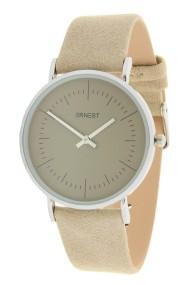 """Ernest horloge """"Luana"""" beige"""
