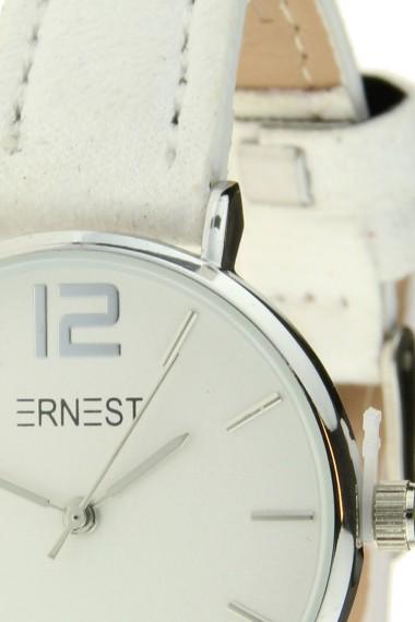 Ernest horloge Silver-Cindy-Mini SS-18 wit