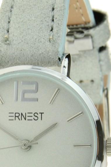 Ernest horloge Silver-Cindy-Mini SS-18 lichtgrijs