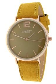 Ernest horloge Rosé-Cindy-SS18 mostard