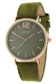 Ernest horloge Rosé-Cindy-SS18 donkergroen