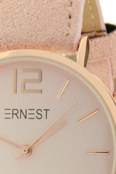 Ernest horloge Rosé-Cindy-SS18 lichtroze