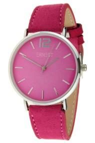 Ernest horloge Silver-Cindy-SS18 fuchsia