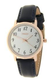 "Ernest horloge ""Robin"" donkerblauw"