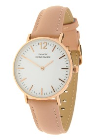 """Philippe Constance """"Medium-Wowlichious"""" leather-rosé-nude"""