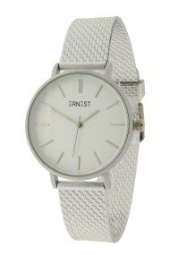 "Ernest horloge ""Cindy-Shine-Medium"" zilver"
