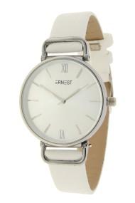 """Ernest horloge """"Pepper"""" wit"""