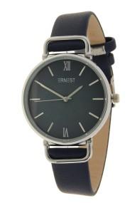 """Ernest horloge """"Pepper"""" donkerblauw"""