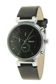 """Ernest horloge """"Dya"""" zwart"""