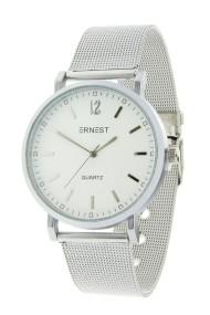 "Ernest horloge ""Senza"" zilver"