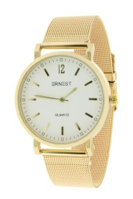 "Ernest horloge ""Senza"" goud"