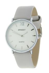 """Ernest horloge """"Zurich"""" lichtgrijs"""