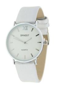 """Ernest horloge """"Zurich"""" zilver"""