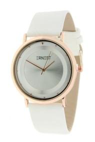 "Ernest horloge ""Rosé-Milano"" wit"