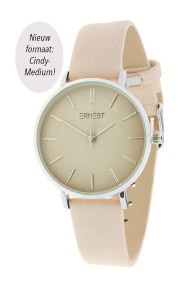 "Ernest horloge ""Silver-Cindy-Medium"" nude"