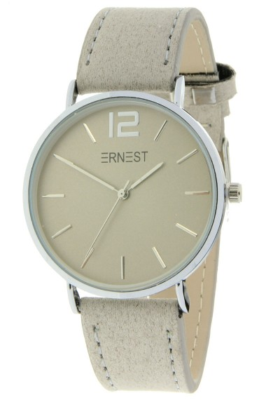 Ernest horloge Silver-Cindy-SS18 zand