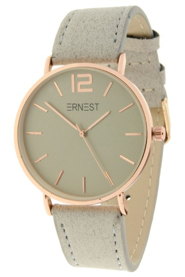 Ernest horloge Rosé-Cindy-SS18 zand