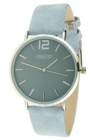 "Ernest horloge ""Silver-Cindy"" zwart"