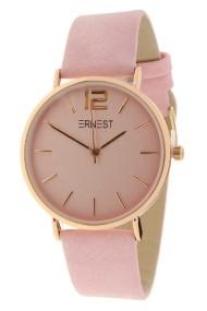 """Ernest horloge """"Rose-Cindy"""" lichtroze"""