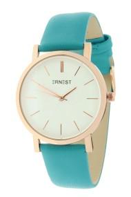 "Ernest horloge ""Rosé-Andrea"" turquoise"