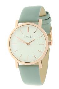 "Ernest horloge ""Rosé-Andrea"" zachtgroen"
