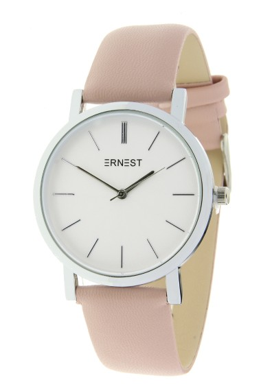 "Ernest horloge ""Silver-Andrea"" nude"
