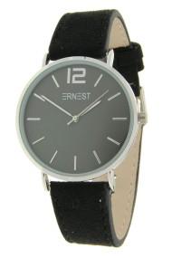 Ernest horloge Silver-Cindy-SS18 zwart