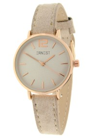 Ernest horloge Rosé-Cindy-Mini SS-18 nude