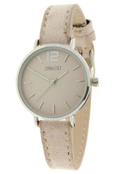Ernest horloge Silver-Cindy-Mini SS-18 nude