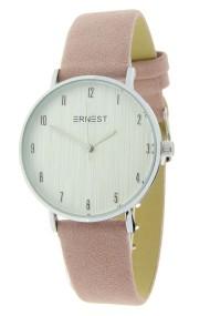 "Ernest horloge ""Lissabon"" oudroze"