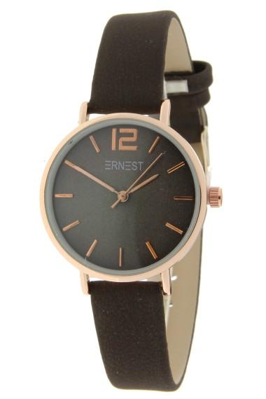 Ernest horloge Rosé-Cindy-Mini FW-18 choco