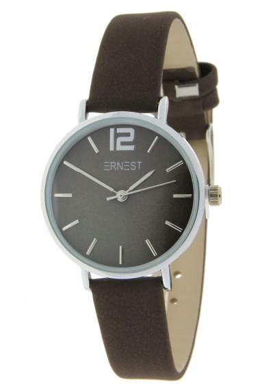 Ernest horloge Silver-Cindy-Mini FW-18 choco