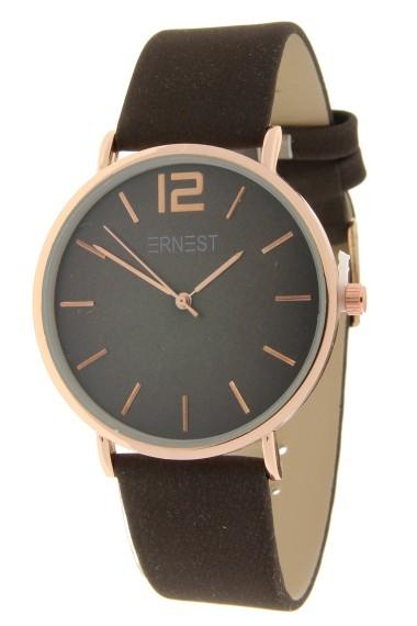 Ernest horloge Rosé-Cindy-FW18 choco