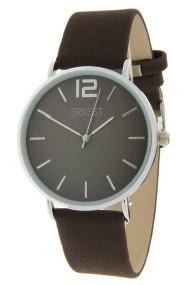Ernest horloge Silver-Cindy-FW18 choco