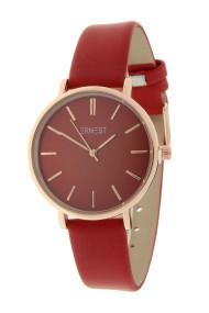 Ernest horloge Rosé-Cindy-Medium FW18 rood