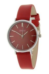 Ernest horloge Silver-Cindy-Medium FW18 rood
