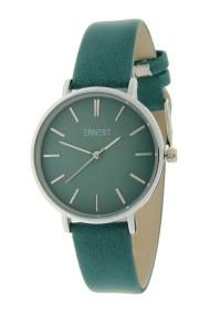 Ernest horloge Silver-Cindy-Medium FW18 zeegroen