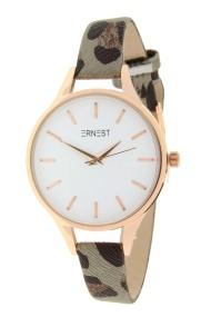 "Ernest horloge ""Pardo"" grijs"