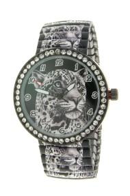 """Ernest horloge """"Black Panther"""" zwart"""