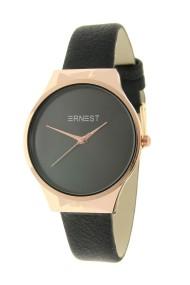 """Ernest horloge """"New-Tosca"""" zwart"""