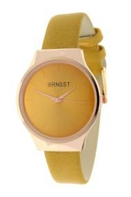"""Ernest horloge """"New-Tosca"""" mostard"""