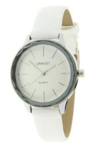 """Ernest horloge """"Nalda"""" wit"""
