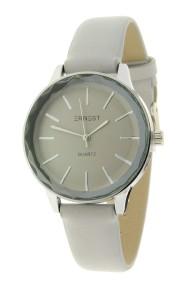 """Ernest horloge """"Nalda"""" lichtgrijs"""