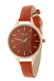 "Ernest horloge ""Rosé-Pardo"" brick"