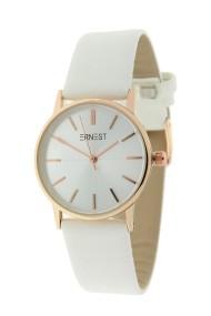 """Ernest horloge """"Valencia-Medium"""" wit"""