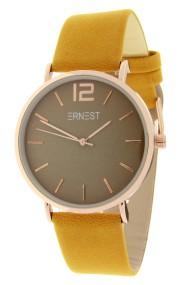 Ernest horloge Rosé-Cindy-FW18 mostard