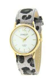 """Ernest horloge """"Panther"""" grijs"""