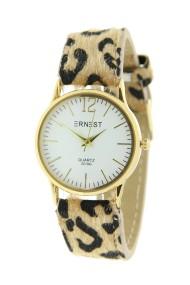 """Ernest horloge """"Panther"""" camel"""