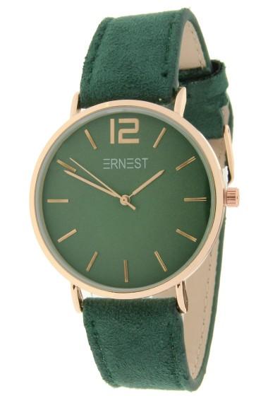 Ernest horloge Rosé-Cindy-SS18 amsterdams groen